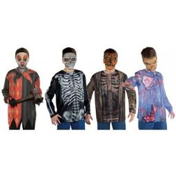Scary Costume Kids Halloween Fancy Dress