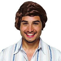 VonVonCo Short Wig for Men Vogue Cosplay Party Costume Hands