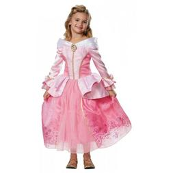 Sleeping Beauty Costume Kids Disney Princess Aurora Hallowee
