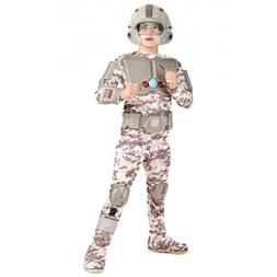 Marine Military Delta Force Child Halloween Costume
