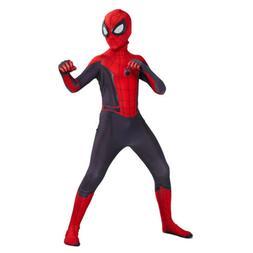 Spider-Man Far From Home Spiderman Zentai Cosplay Costume Su