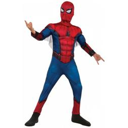Spiderman Costume Kids Outfit