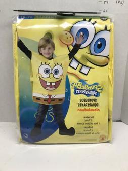SpongeBob SquarePants Halloween Costume Children 3-4T Tunic
