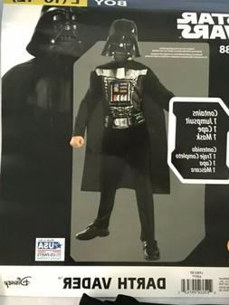 Disney STAR WARS Darth Vader Child Costume With cape - Large