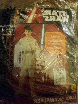 Star Wars Luke Skywalker L Child Kids Costume 883159 w/ Dog