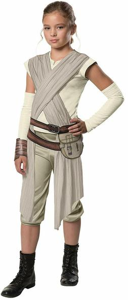 Star Wars - The Force Awakens Rey Child Costume - Disney Gir
