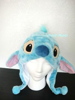 Disney Stitch Plush Hat Cap Costume Kids/Adults