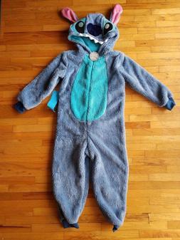 Disney Store Lilo & Stitch Kid's Plush Costume Bodysuit Paja