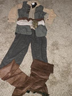 Disney Store Pirates of the Caribbean Jack Sparrow Costume N