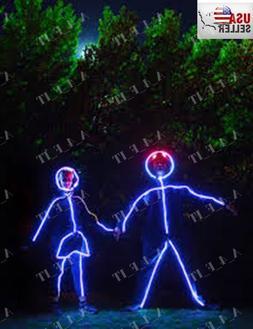 Super LED Costume Illuminated Strips - Male/Female, Children