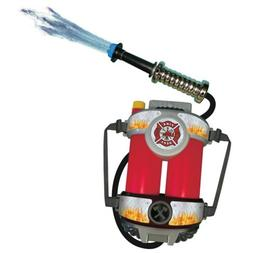 Super Soaking Fire Hose Toy with Back Pack