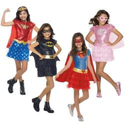 Superhero Costumes Kids Halloween Fancy Dress