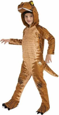 T. Rex Jurassic World Tyrannosaurus Dinosaur Fancy Dress Hal