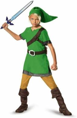 The Legend of Zelda Link Classic Child Costume | Disguise 85