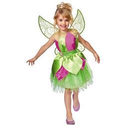 Tinker Bell Costume Kids Disney Tinkerbell Halloween Fancy D