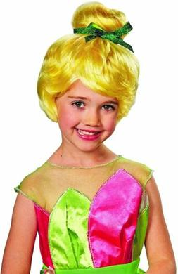 Tinker Bell Child Wig Costume Accessory