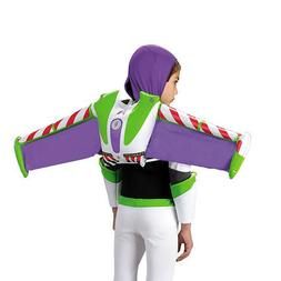 Toy Story Buzz Lightyear Child Halloween Costume Prop Jet Pa