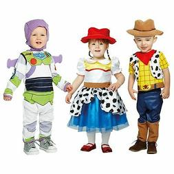 Disney Toy Story 4 Girls Boy Kids Baby Babies Fancy Dress Co