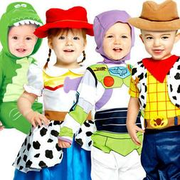 Toy Story Infants Fancy Dress Disney Book Day Toddler Kids C