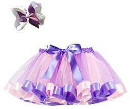 AOVCLKID Unicorn Costumes Little Girls Layered Ballet Tulle