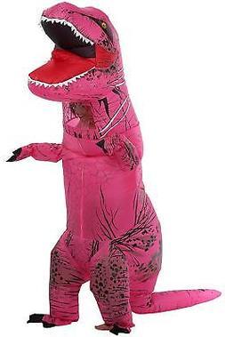 Caringgarden Unisex Jurassic T-Rex Inflatable Costume Dinosa