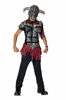Warlord Costume Child Scary Costume Halloween Costume Decora