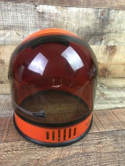 Aeromax Youth Astronaut Helmet with Movable Visor, Orange, N